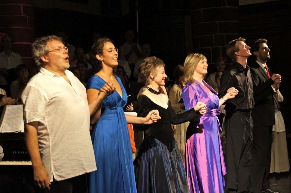 Fin concert Université d'été 2011 (août 2011)