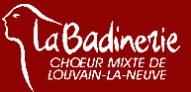 Logo de La Badinerie
