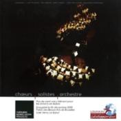 Couverture CD Pergolesi, Mendelssohn, Cherubini