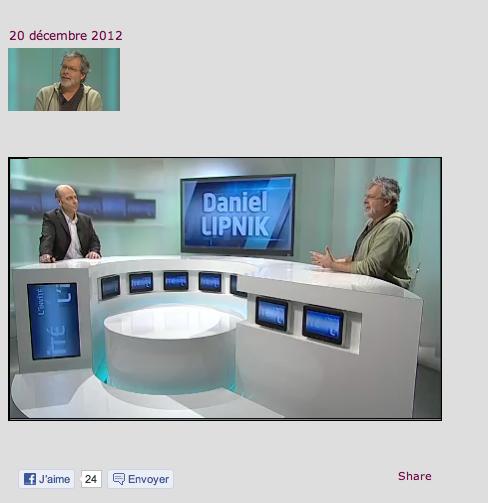 TV com Daniel Lipnik